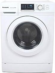 Panasonic 7Kg 1200 RPM Front Load Washing Machine, White - NA127XB1W, 1 Year Warranty
