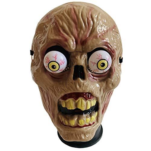 Killer Clown Kostüm Selber Machen - Huacat Halloween Mask Novelty Creepy Spring