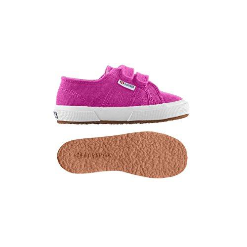 Superga 2750 Cobinvj, Unisex-Kinder Sneakers Fuxia