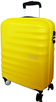 Trolley grande 77 cm 4 ruote | American Tourister Wavebreaker | 15G003-Sunny Yellow