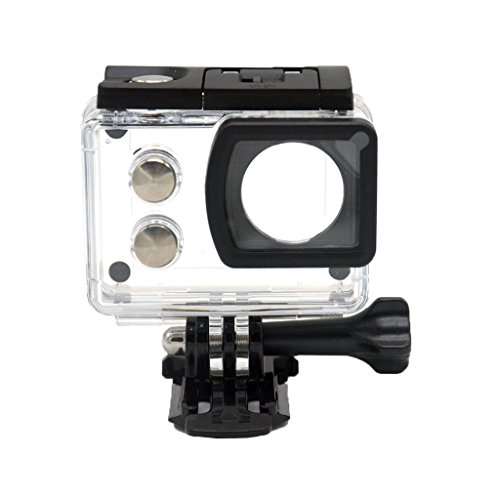 MagiDeal 1 Stück Wasserdichter Kamera Schutz Gehäuse Für SJCAM SJ7 Star Camera