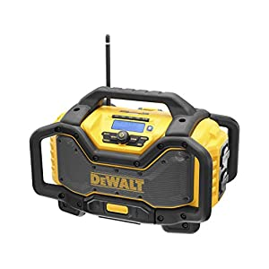 DeWalt dcr027battery/Mains Radio (2piezas)