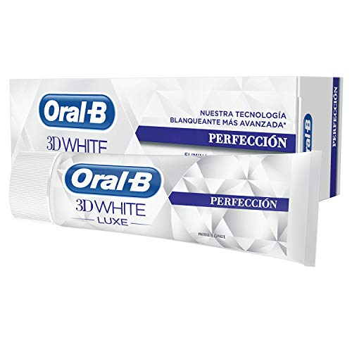 Oral-B 3D White Luxe Perfección Pasta Dentífrica - 75 ml