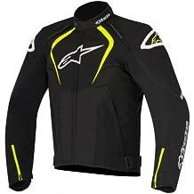 Alpinestars Chaqueta T-Jaws 2017 / deportiva impermeable chaqueta de moto con protecciones (L