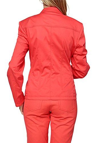 Basler Damen Blazer RAINFOREST, Farbe: Rot Rot
