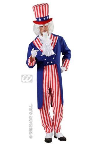 Imagen de widman  disfraz de soldado del ejército militar para hombre, talla l 89163