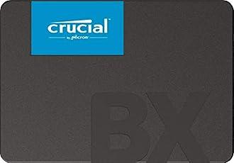 Crucial BX500 CT120BX500SSD1(Z) 120GB Internes SSD (3D NAND, SATA, 2,5-Zoll)