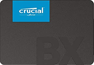Crucial BX500 CT480BX500SSD1 Disco Duro Sólido Interno SSD de 480 GB (3D NAND, SATA, 2,5 Pulgadas) (B07G3KGYZQ) | Amazon price tracker / tracking, Amazon price history charts, Amazon price watches, Amazon price drop alerts