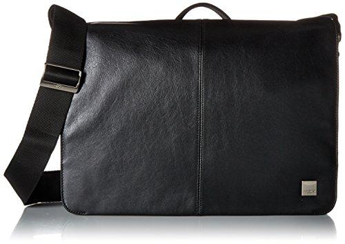 Knomo 154-112-BLK Bungo Expandable Messenger Tasche 39,62 cm (15,6 Zoll) schwarz
