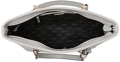 ALDO Damen Jambu Tote, 14 x 23 x 38 cm Grau (Grey)