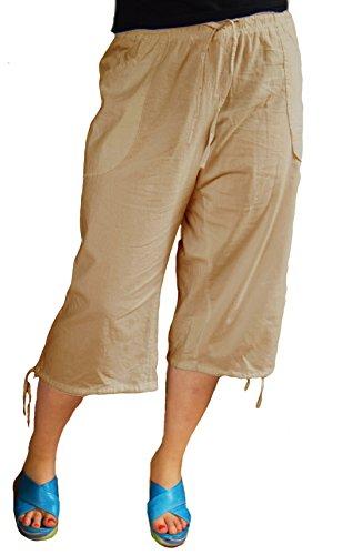 TopsandDresses Damen Hose Hose Weiß