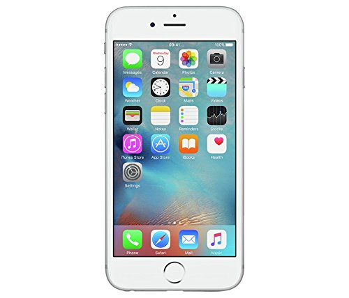 Apple iPhone 6s (4.7 inch Multi-Touch) 32GB WLAN WWAN Bluetooth Camera Fingerprint-Sensor iOS9 (Silver) Best Price and Cheapest