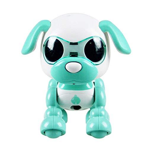 kingpo Compañero de Juegos Interactivo para Niños Perro Robot Juguete Mascota Inteligente