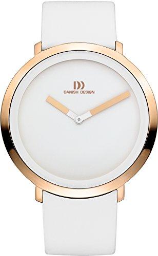 Danish Design - Orologio da polso, analogico al quarzo, pelle