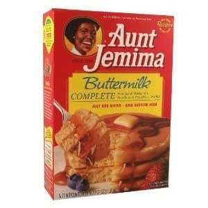 Aunt Jemima Pancake and Waffle Mix 907g - BUTTERMILK COMPLETE