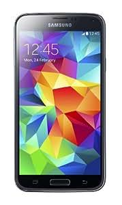 Samsung Galaxy S5 SIM-Free Smartphone, SM-G900F - Black