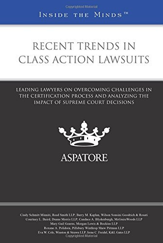 recent-trends-in-class-action-lawsuits-leading-lawyers-on-overcoming-challenges-in-the-certification