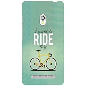 Asus Zenfone 5 A501CG - Ride Phone Cover