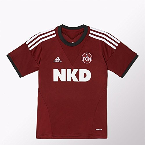 adidas Performance Kinder Heimtrikot 1. FC Nürnberg G71072 rot (500) 164
