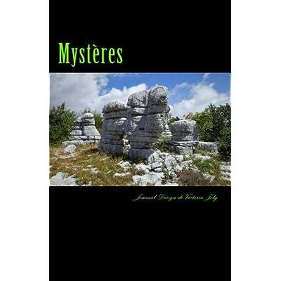 Mysteres: Journal/Carnet de Notes/Idees/Inspiration/Creativite/A retenir - Collection Mystere 9