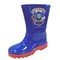 Wlamb Thomas The Tank Engine Boys Wellington Rain Boots