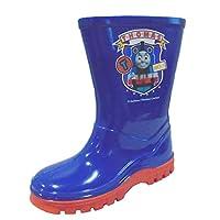 Wlamb Thomas The Tank Engine Boys Wellington Rain Boots Blue