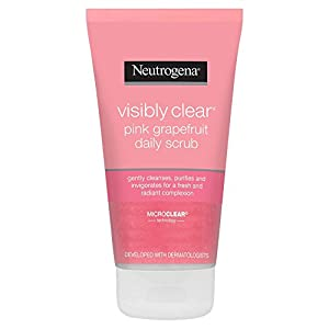 Neutrogena Visibly Clear Exfoliante Diario (Pomelo Roso) – 150 ml.