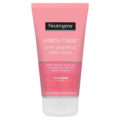 Neutrogena Visibly Clear Exfoliante Diario (Pomelo Roso) - 150 ml.