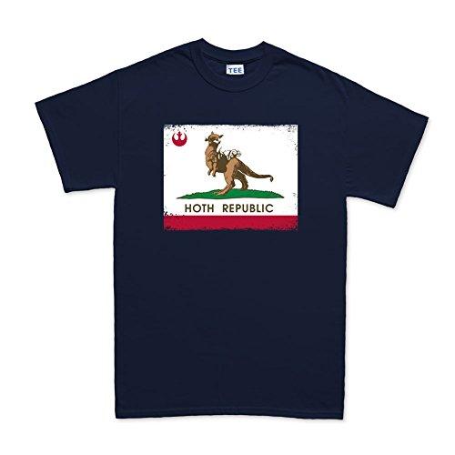 California Hoth Republic T-shirt