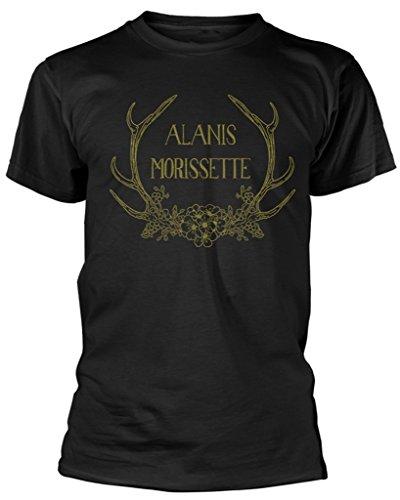 Plastic Head Alanis Morissette 'Antlers' T-Shirt