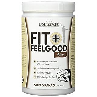 Layenberger Fit+Feelgood Slim Mahlzeitersatz Kaffee-Kakao, 3er Pack (3 x 430g)