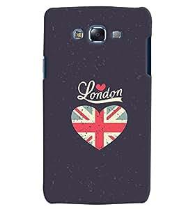Citydreamz London Hard Polycarbonate Designer Back Case Cover For Samsung Galaxy J3