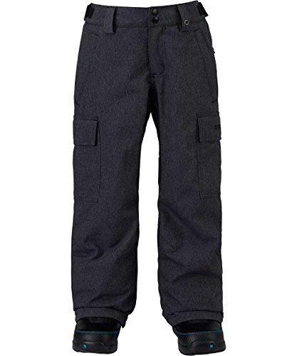 Burton Jungen Exile Cargo Pant Snowboardhose, Denim, XL (Ski Pants Cargo)