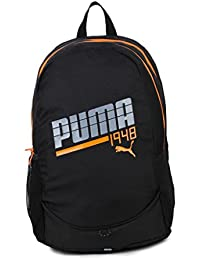PUMA 1948 Graphic Black Backpack