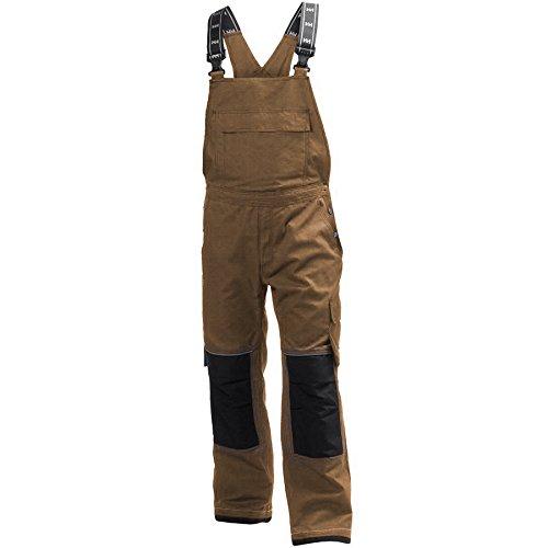 Helly Hansen Workwear Latzhose 'Chelsea' - Helly Hansen khaki C58, 1 Stück, 76542
