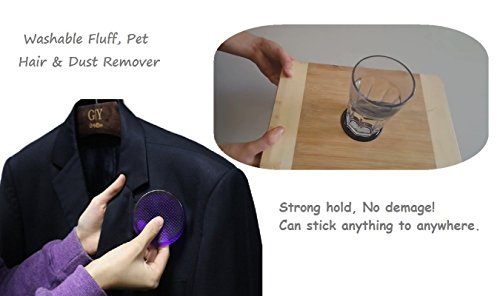 Universal-Sunshot-Fixate-Gel-Pads-Sticky-Anti-Slip-Gel-Pads-Stick-to-Car-Golf-Cart-Boating-Kitchen-Cabinets-etc-Holds-Cell-Phones-Sunglasses-Speakers-etc-Easy-Remove-Stick-to-AnywhereHolds-Anything