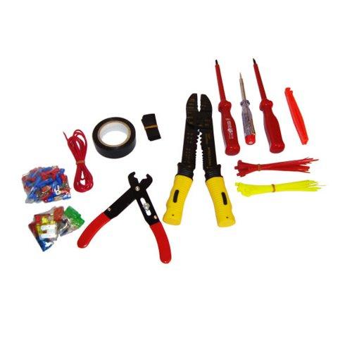 Mauk Elektriker Werkzeug Set 115-teilig 757