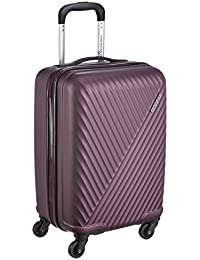 American Tourister Skyrock ABS 55 cms Purple Hardsided Cabin Luggage (AMT SKYROCK SP 55 cm Purple)