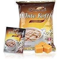 P.T Kopi Luwak Café instantáneo de Caramel 10 porciones, Pack de 2