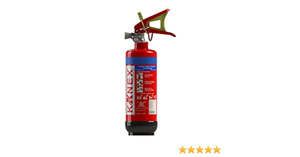 Map 90 Fire Extinguisher.Kanex Fire Abc Dry Powder Map 90 Stored Pressure 1 Kg 1a 13b