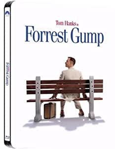 Forrest Gump Paramount Centenary Limited Edition Steelbook Blu Ray