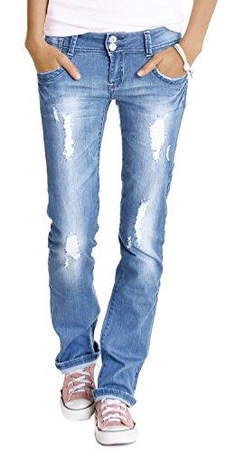 aeacd0cfbe Bestyledberlin destroyed low rise Ladies Jeans