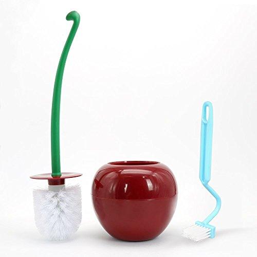 WC-Bürste, Umweltfreundliches Material, WC-Bürste mit ABS Kunststoffeinsatz