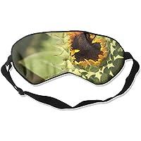 Sunflower Heart 99% Eyeshade Blinders Sleeping Eye Patch Eye Mask Blindfold For Travel Insomnia Meditation preisvergleich bei billige-tabletten.eu