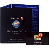TomTom Map Update Service 24 Months Pre-Paid Subscription Card