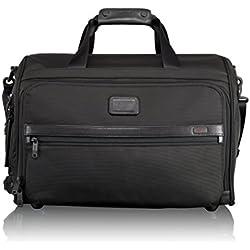 Tumi Bolsa de viaje, 46 cm, negro - negro, 022126D2_Black_46