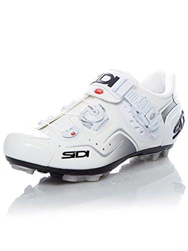 Sidi Cape Fahrradschuhe Herren white/white Größe 39 2017 Mountainbike-Schuhe