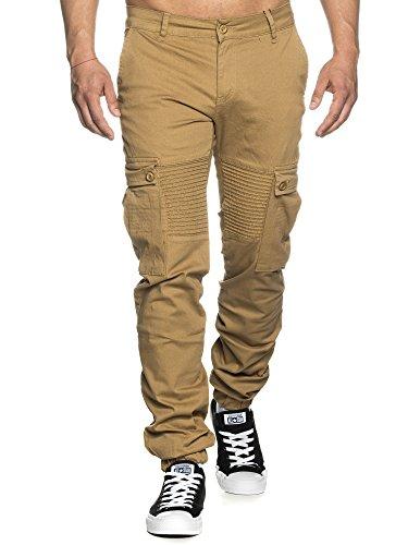 Tazzio -  Pantaloni  - Uomo Beige (Pantaloni)