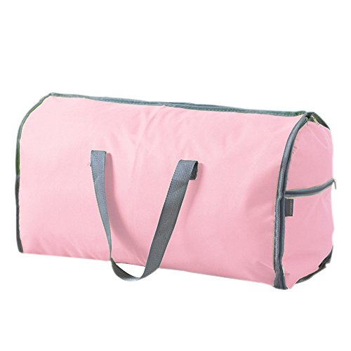 IPENNY Suit Covers Garment Bag Business 2 In 1 Convertible Carrier Bag with  Handles for Travel 2f2d0864761a2