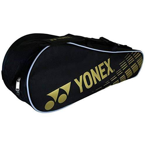 2. Yonex SUNR 1825 Aluminum Blend Double Compartment Badminton Kitbag